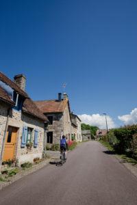 La Roche Mabile - Une aventure à vélo en Normandie avec Mathieu TORDEUR